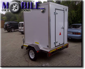 Mobile Cold Room Type A