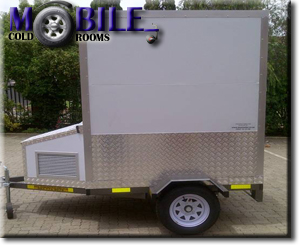 Mobile Cold Room Type B