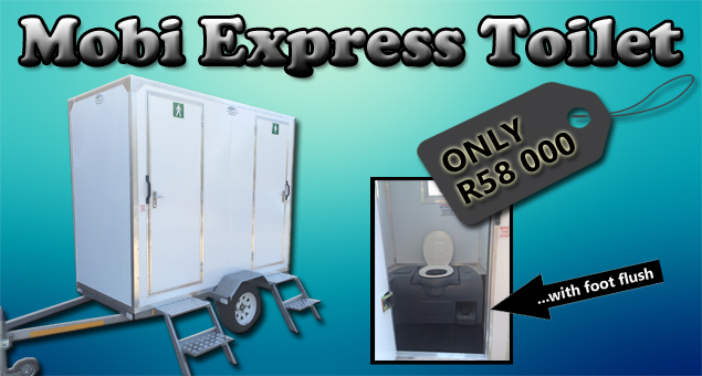 Mobi Express Toilet with foot flush2